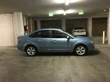 2007 Ford Focus Sedan Pyrmont Inner Sydney Preview