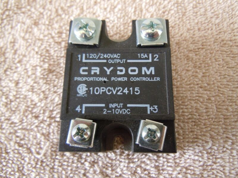 CRYDOM 10PCV2415 CONTROLLER