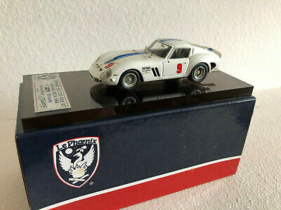 Le Phoenix 1962 Ferrari 250 GTO 1/43 Very Rare Hand built in the 90's no BBR AMR