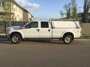 2013 Ford F-350 Super Duty XLT