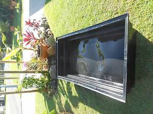 In ground HD plastic fish and water lily pond Twin Waters Maroochydore Area Preview