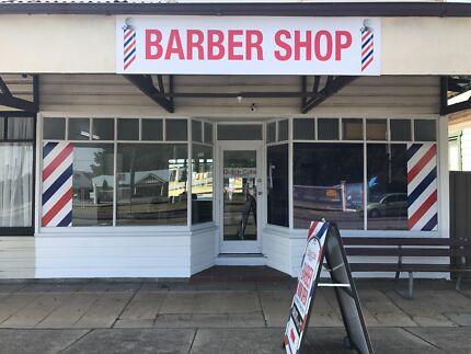 Barber Shop /Hairdressing Salon For Sub-Lease or Sale