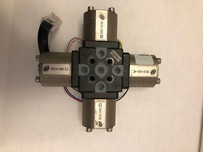 Agilent G1311-67701 1100 Hplc Gradient Valve Assembly Quaternary Pump