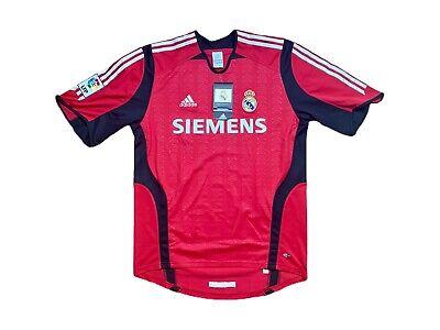 BNWT! Real Madrid CF 05-06 Adidas Goalkeeper Jersey Shirt Camiseta Casillas