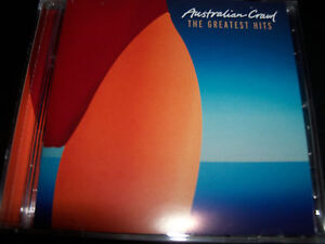 Australian Crawl / James Reyne The Greatest Hits Best Of (Australia) CD - New
