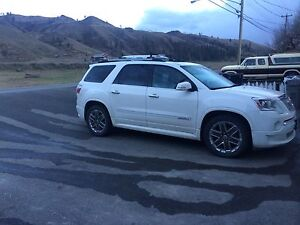 Awesome GMC Acadia Denali 7 seater