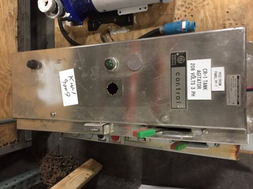 GE Control Line Cutler-Hammer Starters Disconnects - Large Lot - Safety Switch