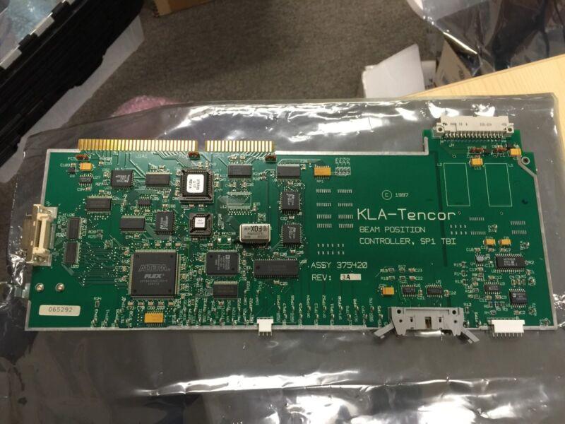 KLA-Tencor Surfscan SP1/TBI BPS Beam Position Controller P/N 375420