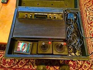 Atari 2600 Vintage Leigh Creek Roxby Downs Area Preview