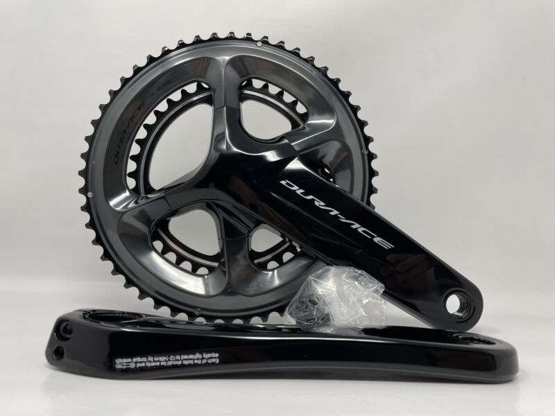 Shimano DURA-ACE R9100 FC-R9100 11-speed Mid-Compact 52/36 172.5mm NEW OEM Crank
