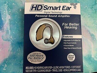 HD SMART EAR Personal Sound Amplifier Digital For Better Hearing