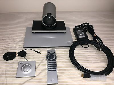 Cisco Cts-sx20-phd12x-k9 Ttc7-21 Telepresence 1080p 12xs2 Camera With Ms Npp