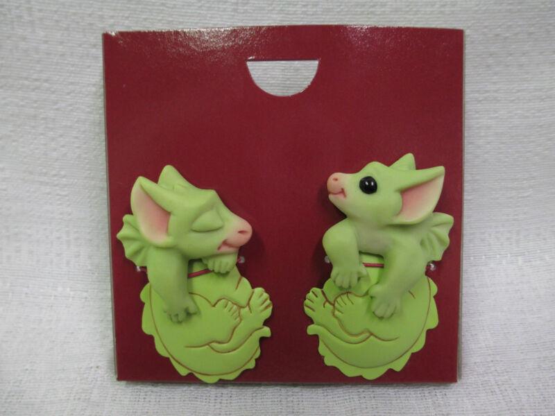 Whimsical World Of Pocket Dragons Pocket Passengers by Real Musgrave NIB