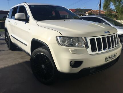 Wanted: Jeep Grand Cherokee 2012
