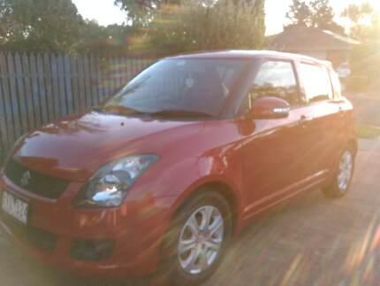 Suzuki Swift VVT   Cars, Vans & Utes   Gumtree Australia Yarra ...
