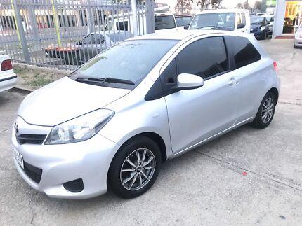 2012 Toyota Yaris, Automatic, Alloys, Very Low Kms, $8999 Pooraka Salisbury Area Preview