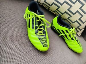 green adidas soccer cleats
