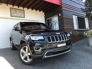 2013 Grand Jeep Cherokee Limited Auto 4x4 Coffs Harbour Coffs Harbour City Preview