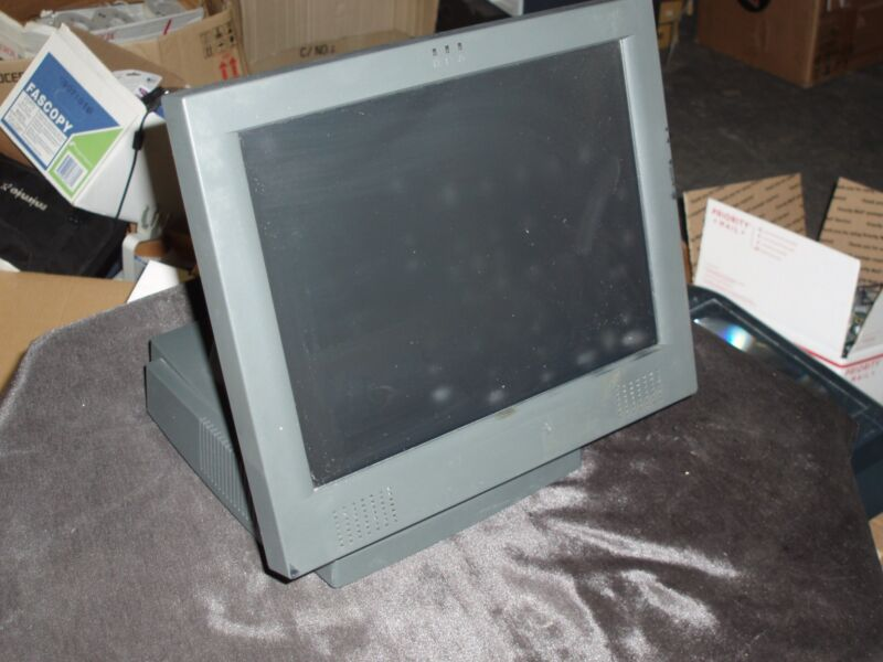 Bematech SB-9020 touch Screen POS Terminal used No HDD Bar restaurant Retail