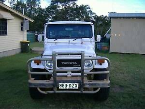 1981 Toyota LandCruiser Coupe Childers Bundaberg Surrounds Preview
