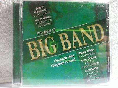 The Best of Big Band by Various Artists Audio CD