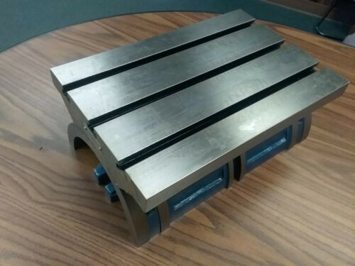 """15""""x10"""" Adjustable Angle Plate, tilting work table, 45 degree #HAP-1510-IN-new"""