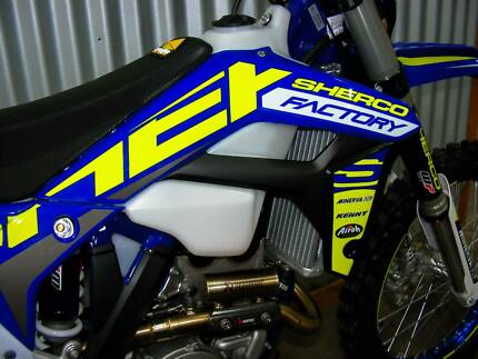 2017 Sherco 300 SEF-R Factory