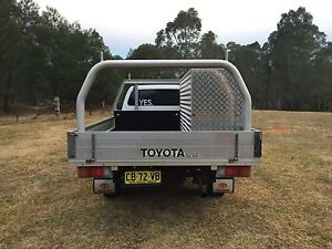 2009 TOYOTA HILUX UTE LOW KMS Maraylya The Hills District Preview