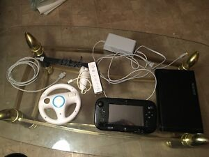Wii u 32gb in excellent working condition