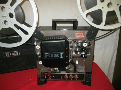 EIKI  NT-O 16MM OPTICAL SOUND PROJECTOR    JUST SERVICED !