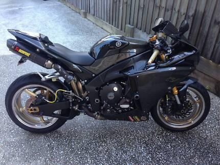 2009 Yamaha R1 For Sale Nundah Brisbane North East Preview
