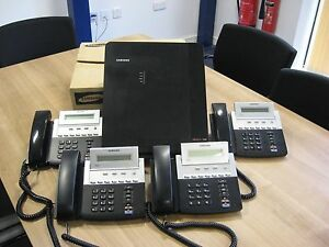 Samsung Business Phone System with Digital Handsets - Installation Available
