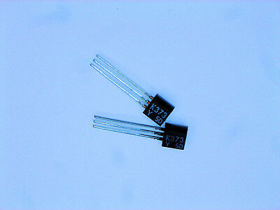 2sk373 Original Toshiba Jfet Transistor 2 Pcs