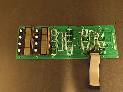 Tokheim 8 Hose Keyboard For Mems 45. 417211-1