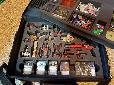 Star Wars X-Wing Miniatures Game Lot Scum and Villainy - Everything you need!
