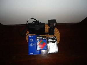 Mid 1990's Propack Polaroid Camera with Flash Newtown Inner Sydney Preview