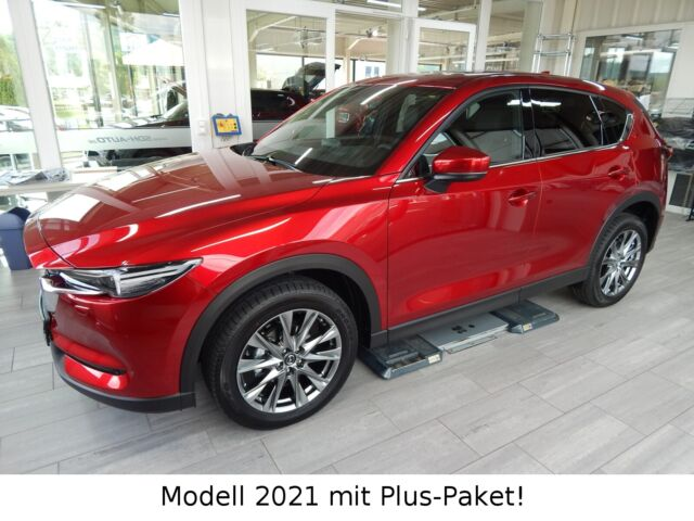 Mazda CX-5 SKYACTIV-G 194 Sports-Line 2021 Plus