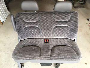 Caravan middle seat