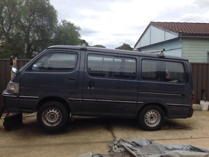 Toyota hiace import turbo diesel Blacktown Blacktown Area Preview
