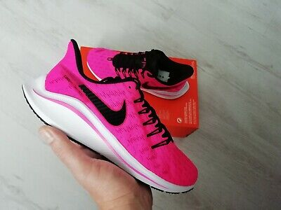 Nike Air Zoom Vomero 14 Wmn's Trainers In Pink Size UK/4.5 EUR/38 *AH7858 602*