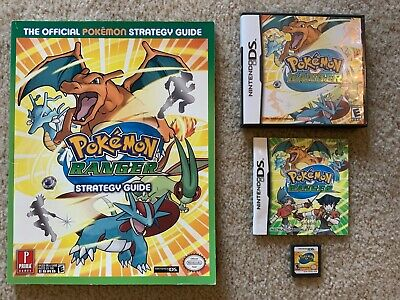 Nintendo DS Pokemon Ranger Complete in Box w/ Manual- WORKS, TESTED