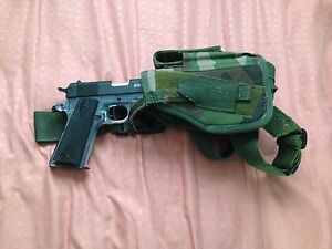 Real military Holster for Air soft or true gun