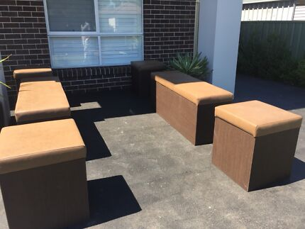 Custom-made outdoor furniture