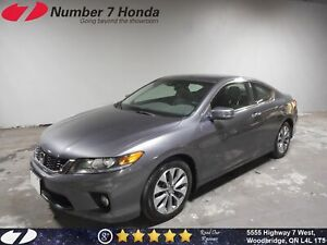 2014 Honda Accord EX-L| Navi, Leather, Loaded!
