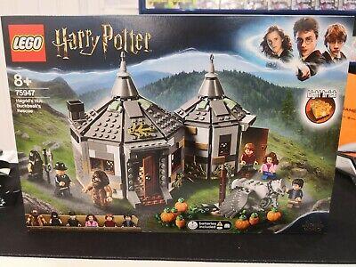 LEGO HARRY POTTER 75947 - LA CAPANNA DI HAGRID