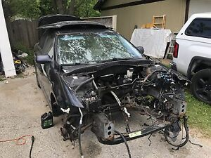 Mazdaspeed6 parts car