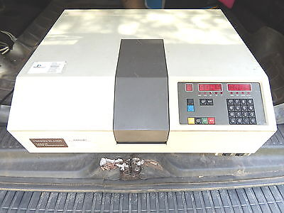 Perkin Elmer Lambda 3a Uvvis Spectrophotometer C6180337