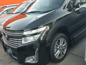 2012 NISSAN ELGRAND 4×4...2.5 ltr 4 cylinder Granville Parramatta Area Preview