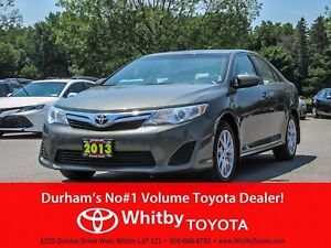 2013 Toyota Camry LE 4 CYLINDER