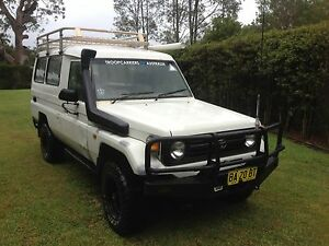 1996 Toyota LandCruiser Other Tingira Heights Lake Macquarie Area Preview